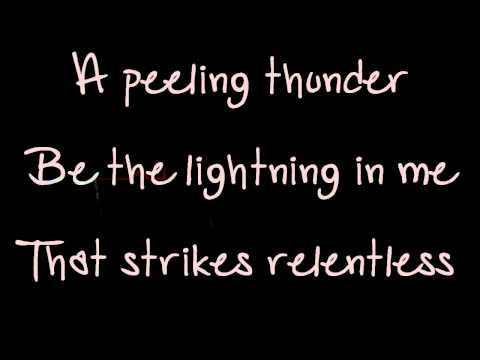 Snow Patrol - What If the Storm Ends? (w/lyrics)