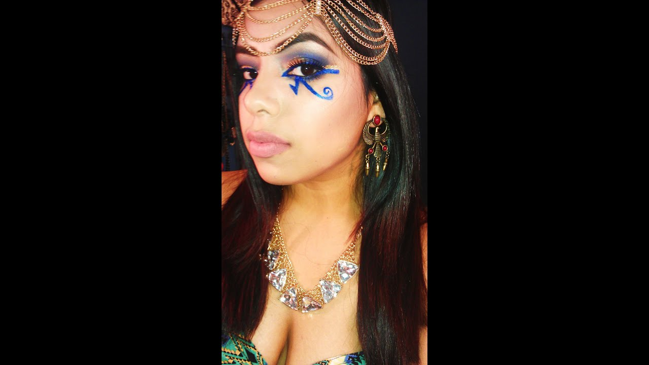 Halloween Makeup Egyptian