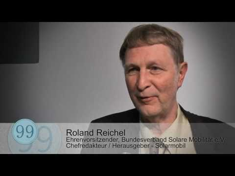 R. Reichel: 99 seconds for the future of mobility