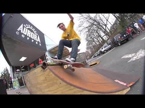 P Stone Memorial BBQ at Stratosphere Skateboards 2018