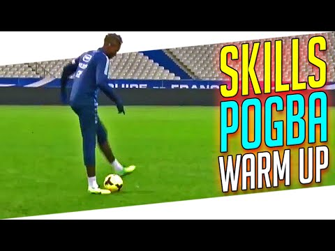 Paul Pogba Skills - Crazy Football Soccer Skill Move Tutorial