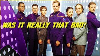 (Episode 36) Truth OR Myth? Star Trek: Enterprise, Was It Really That Bad?