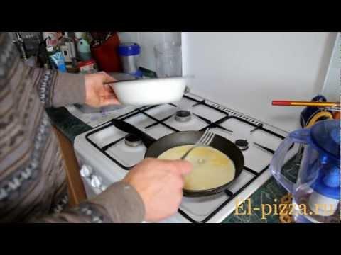 Как приготовить омлет - видео