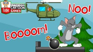 Jerry Bombing Helicopter - Tom & Jerry Games