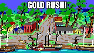Gold Rush! playthrough
