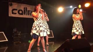 callme / Summer Of Love  2016.07.10 callme Live Museum 2016 at 仙台MACANA