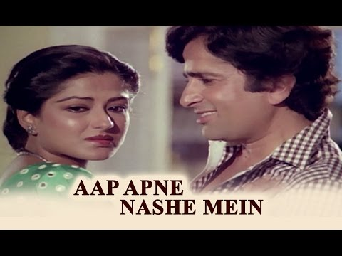 Aap Apne Nashe Mein Jeete Hai (Video Song) - Swayamvar