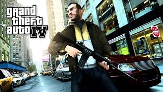 LIBERTY CITY!! (GTA IV, Part 1 Walkthrough)