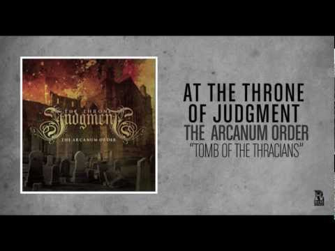 At The Throne Of Judgment - Tomb Of The Thracians
