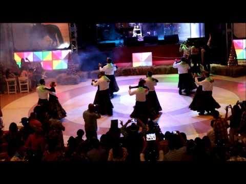 Fiesta HOMS 2012 Grupo de Baile: Compadre Pedro Juan