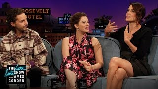 Cobie Smulders, Rachel Bloom & Shia LaBeouf Are Children of the
