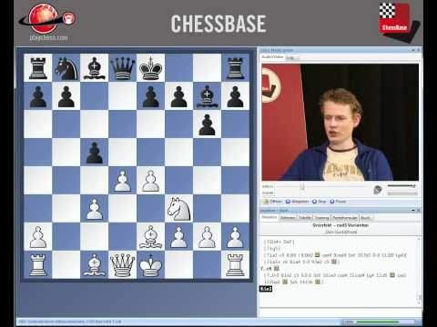 Jan Gustafsson Chessbase Tutorials Band 4 - Grnfeldindisch mit cxd5
