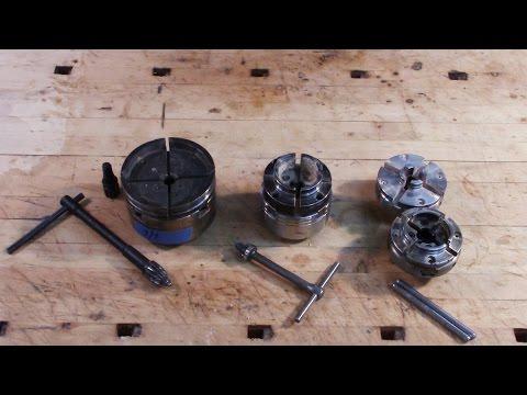 The Basics of Woodturning Chucks