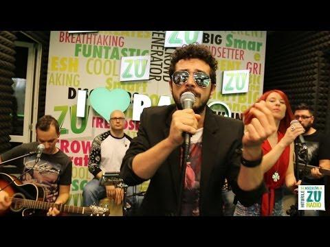 Marius Moga - Pe barba mea (Live la Radio ZU)