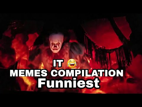 hqdefault new it memes compilation funny pennywise dancing memes