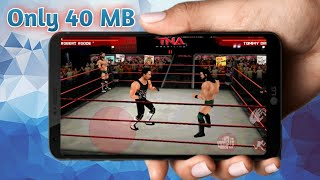 Download TNA IMPACT WRESTLING Game On Android For Free | BEST TNA WRESTLING GAME