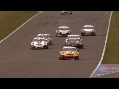 Porsche GT3 Cup Challenge GB 2013 – Rounds 1 and 2