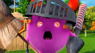 Sunny Bunnies | Mad Big Boo | SUNNY BUNNIES COMPILATION | Videos For Kids