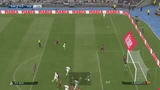 PES 15 - Real Madrid vs FC Barcelona