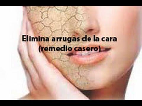 Elimina arrugas de la cara (remedio casero)