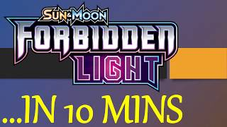Forbidden Light in Under 10 minutes! (Pokemon TCG)