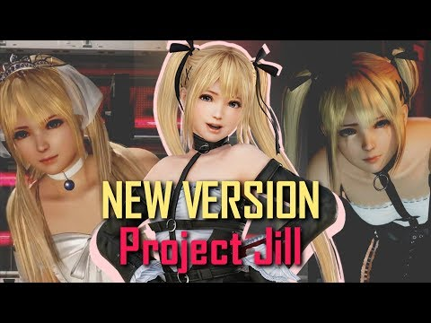 RE-EDITED INTRO ~ NEW VERSION ~ DEAD OR ALIVE 6 MARIE ROSE INTRO - Project-JILL-