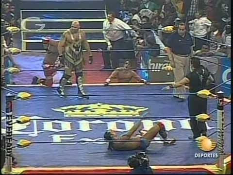 AAA: Latin Lover vs. Konnan, 2008/12/06 Music Videos
