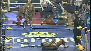 AAA: Latin Lover Vs. Konnan, 2008/12/06