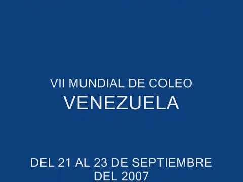 VII MUNDIAL DE COLEO