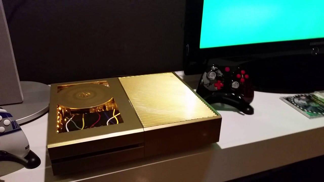 Xbox One Case Mod Star Wars YouTube