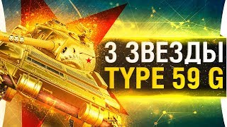 ОТМЕТКИ НА СТВОЛ Type 59 GOLD #3