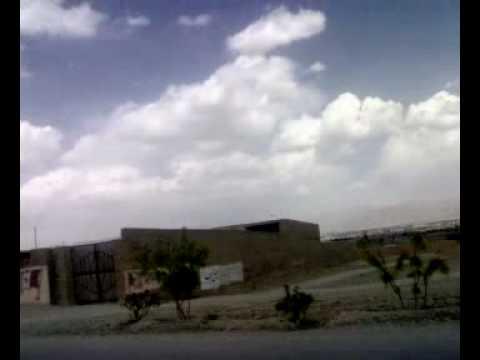 Beautiful view of Quetta