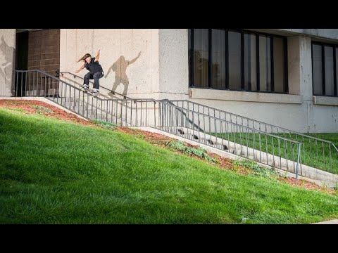 Matt Bergmann - LAST PART EBT Days - San Francisco Skateboarding