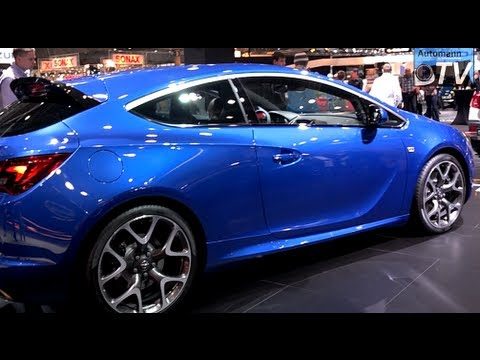 2013 Opel Astra OPC 280hp In Detail 1080p FULL HD
