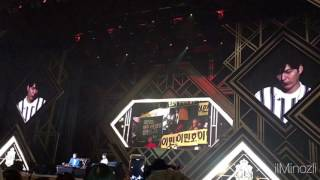 Minho always mentioning minoz in his award speeches ❤