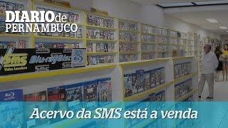 Acervo da SMS est� a venda