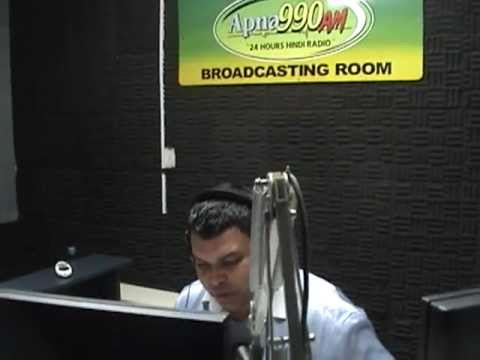 Radio Apna 990 AM March 2012 Fiji Flood Appeal