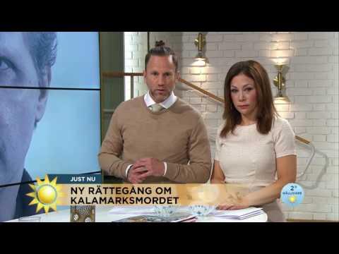 """Hasse Aro: """"sannolikheten att han går fri är mycket stor"""" - Nyhetsmorgon (TV4)"""