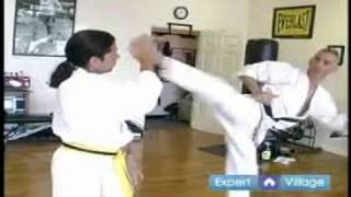 Advanced Kyokushin Karate Techniques : How to Do a Kyokushin Knock Down Kick