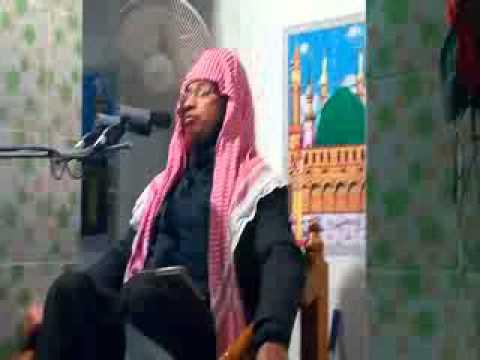 Mufti Kazi Mohammad Ibrahim (  Islamic Lecture At Sharulia Boaxa Nagar on 26-12-2014)