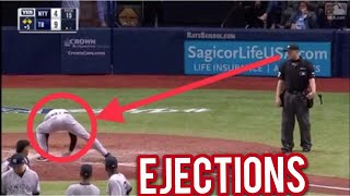 MLB   Best Ejections