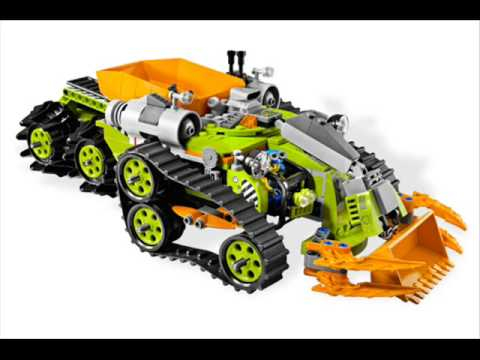 Lego Power Miner Available Now