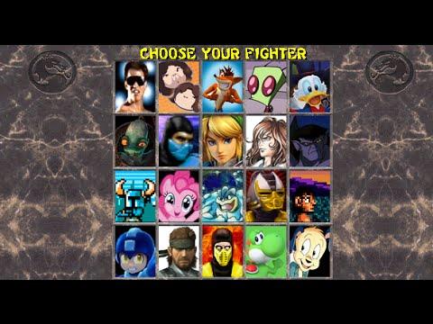 Mortal Kombat Kock-ups
