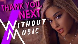 Baixar ARIANA GRANDE - Thank You, Next (#WITHOUTMUSIC Parody)