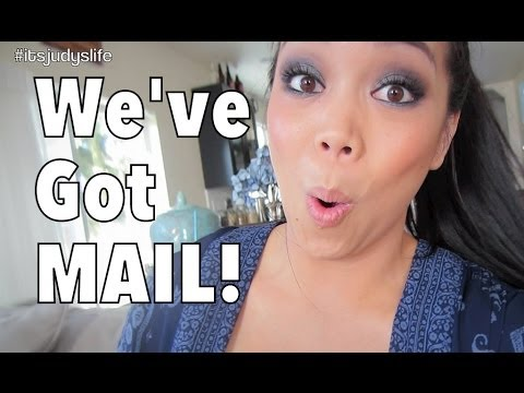 We've got MAIL! - July 01, 2014 - itsjudyslife daily vlog