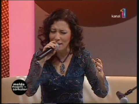 Ne Feryad Edersin Divane Bülbül - Melda Duygulu ile Türküler - Canlı Performans