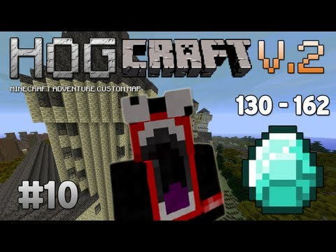 Minecraft Custom Map - Hogcraft 2 - Part 10 (Adventure Custom Map)