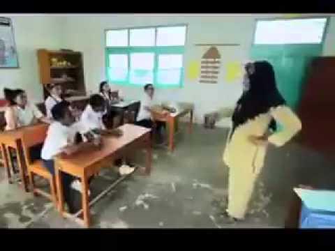 Video lucu di sekolah
