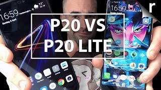 Huawei P20 vs P20 Lite: What's the difference?