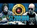 Heads Up For 1 200 000 SCOOP Main Event Win Review Part 3 mp3